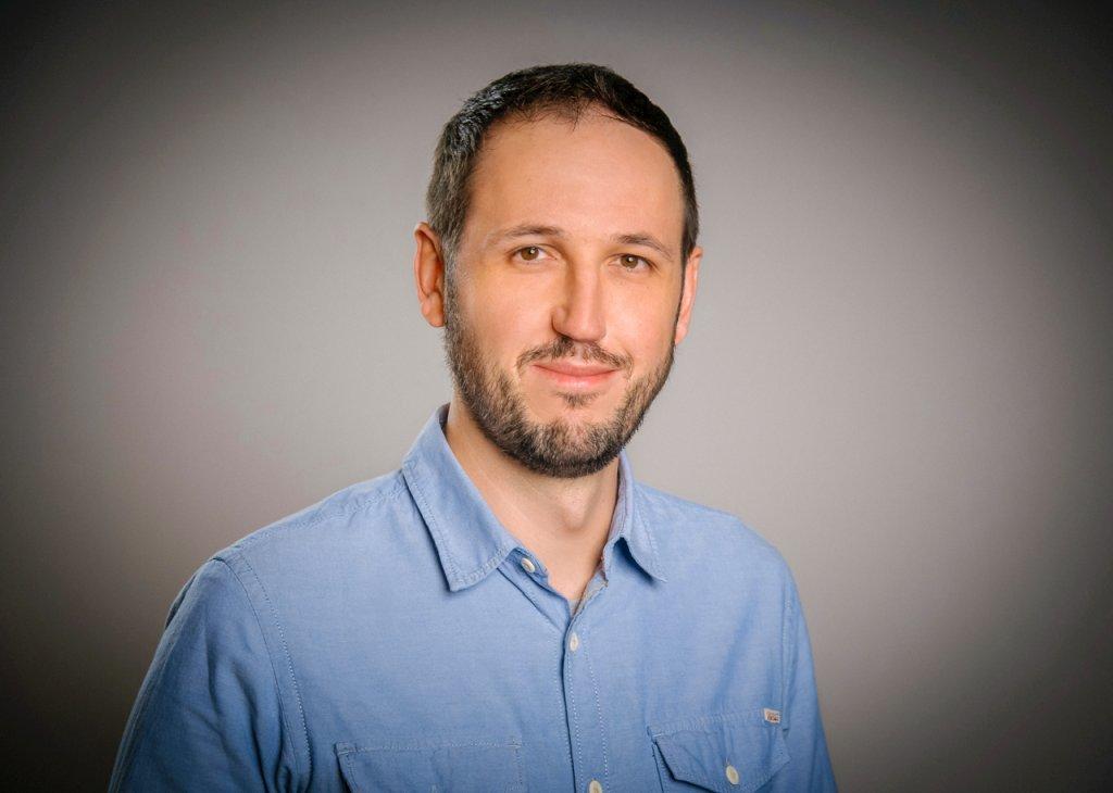 Christian Klerner Bereich Sales bei scrappel, der Handelsplattform für Schrott und Metall