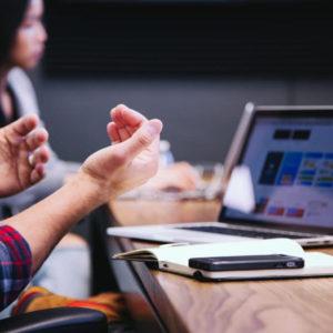 Prozesse der Digitalisierung werden besprochen