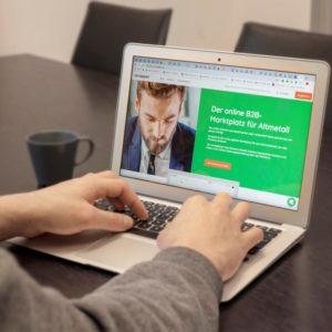 Werstoffhandel: scrappel digitale Plattform Beschaffung und Vermarktung von Wertstoffen