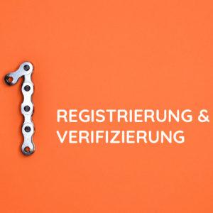 Digitale Plattformen ermöglichen effiziente Geschäftsbeziehungen und schaffen bereits bei der Registrierung und Verifizierung Vertrauen und Transparenz.
