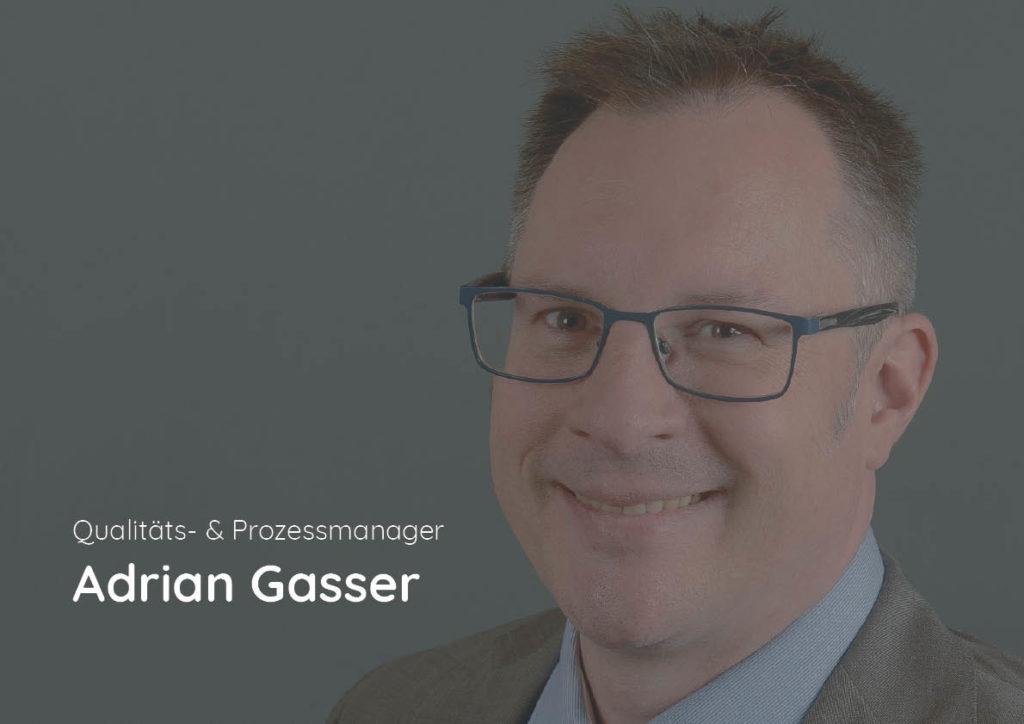 Interviewreihe Digitalisierung des Wertstoffhandels: Adrian Gasser