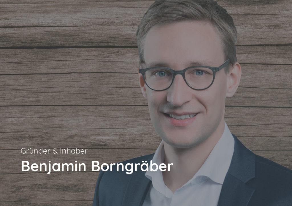 Interview Benjamin Borngräber – Gründer und Inhaber Recyclingfüchse