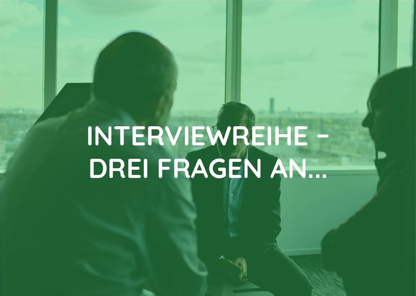 Interviewreihe scrappel Drei Fragen an Teil 3