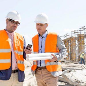 Bauprojekte digital organisiert