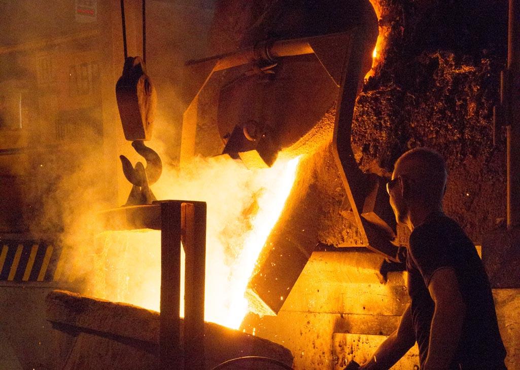 Gießerei-Industrie: Beschaffung von Sekundärrohstoffen